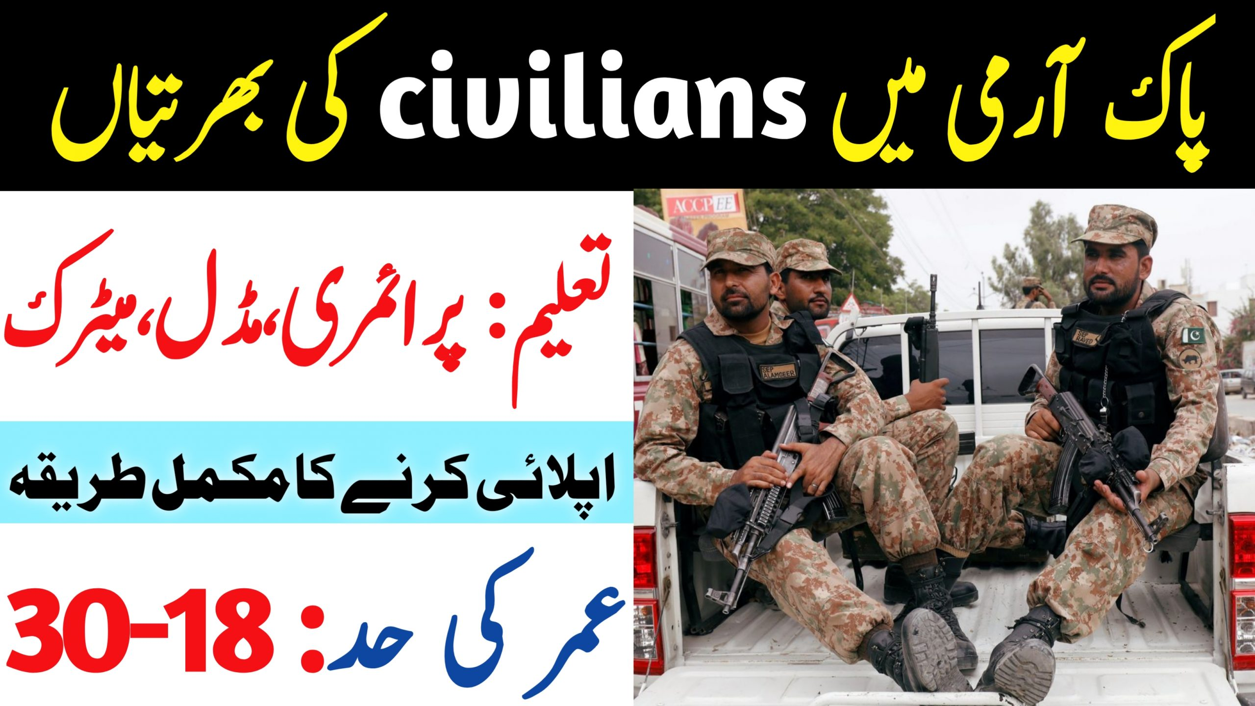 Army Civilian jobs 2021